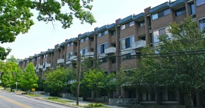 Geddes Hill Apartments (1700 Geddes Ave.)