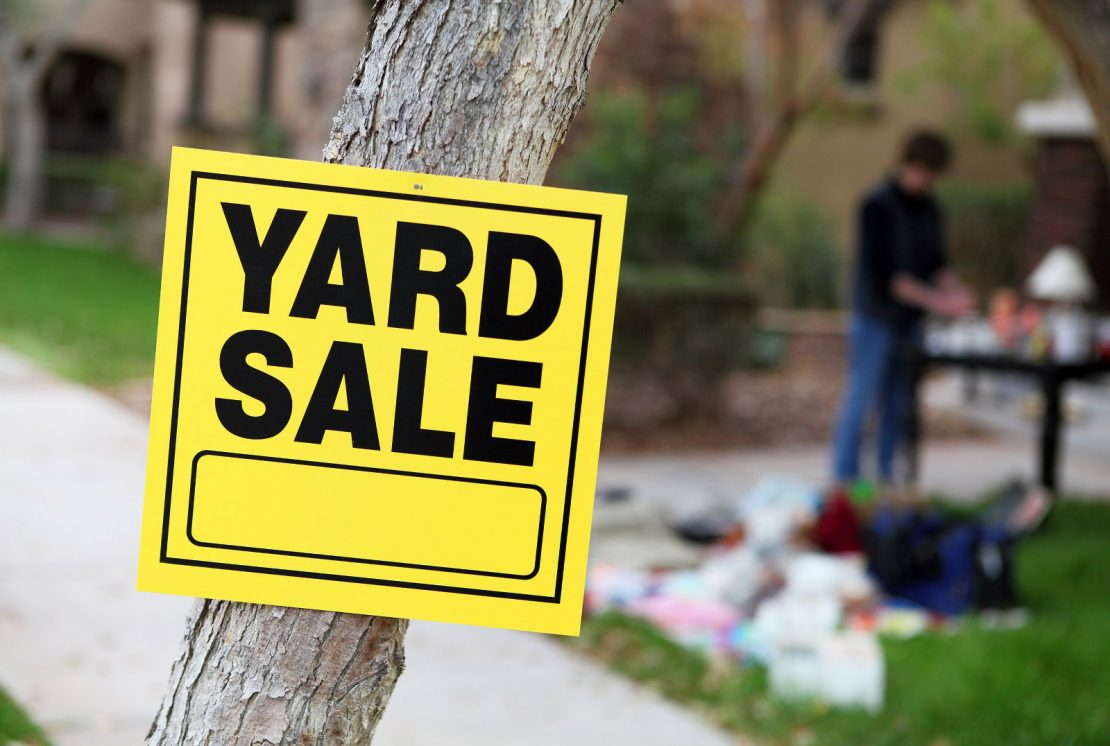 Block Party / Yard Sale with Ann Arbor Apartments