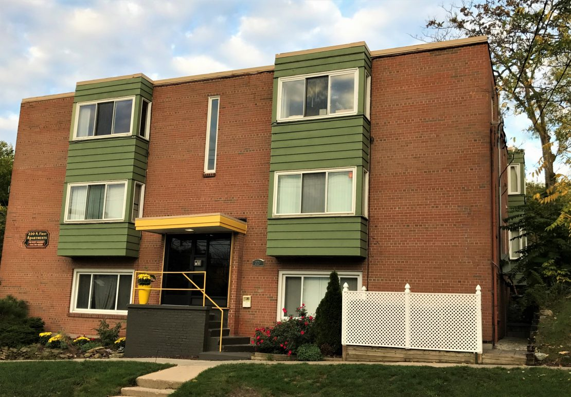 220 North First St., Ann Arbor | Studio Apartments with ...