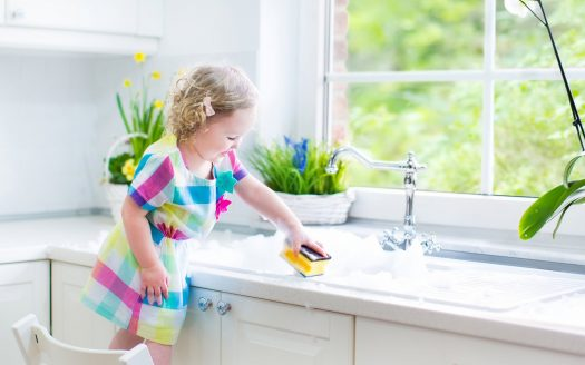 Way of keep apartment Naturally Spring Clean