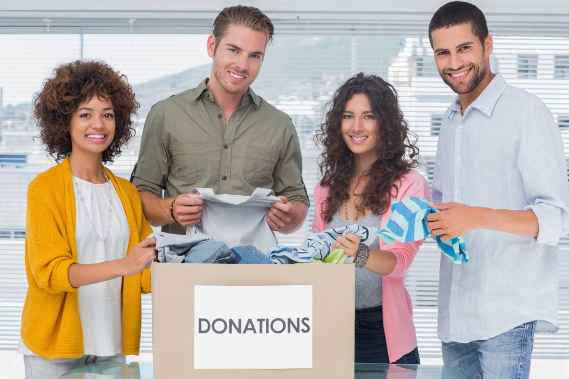 Donate your extra Apartment Clutter