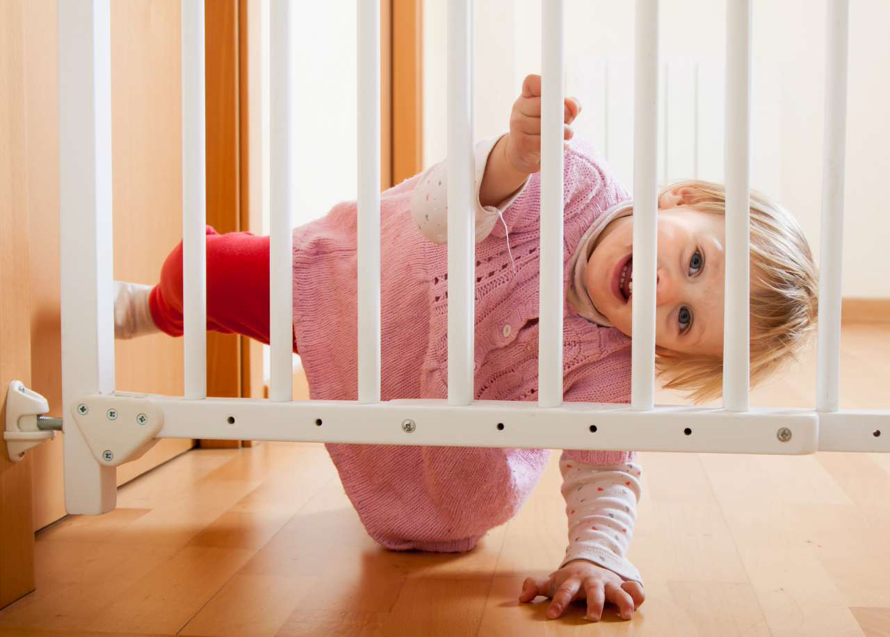 New Baby Apartment Preparation_