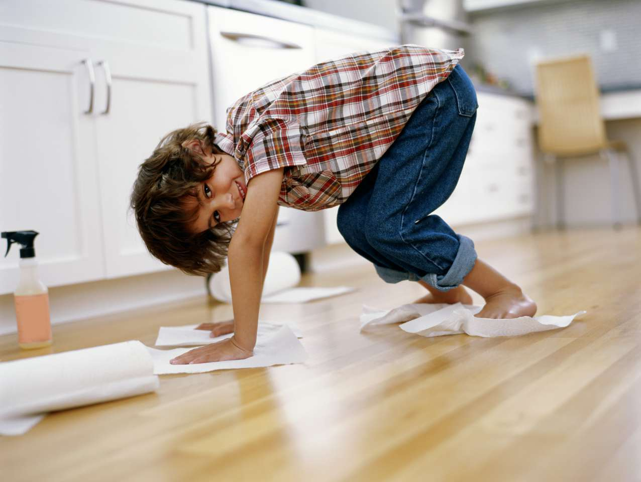 Apartment Cleaning tips by Ann Arbor apartments