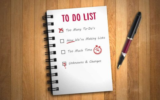 Ann Arbor Apartment To-Do List