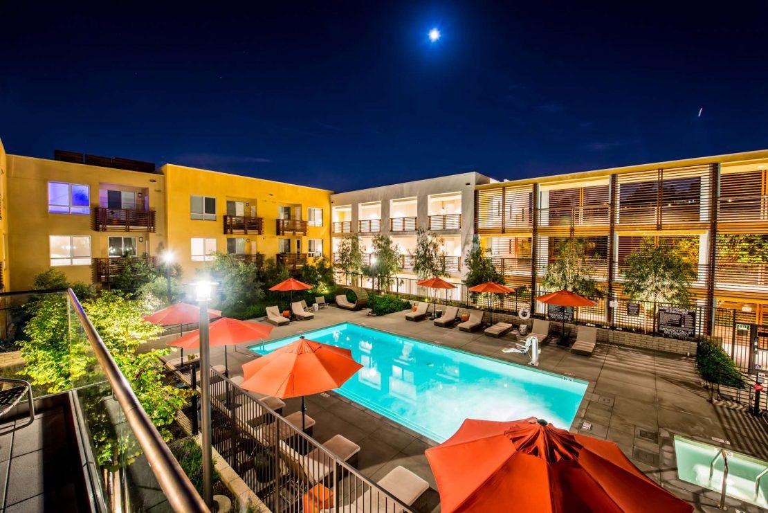 Ann Arbor Apartments Life in August