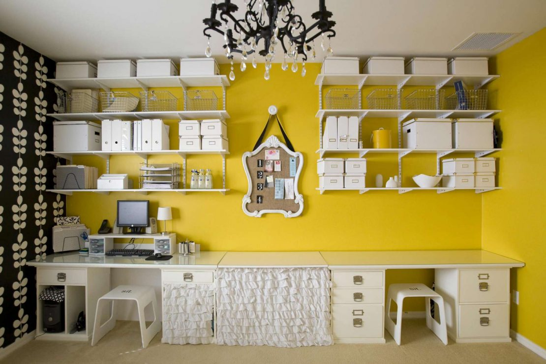 Ann Arbor apartments Studio Shelving for Open Space