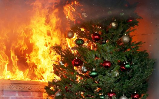 Apartment Holiday Fire Safety