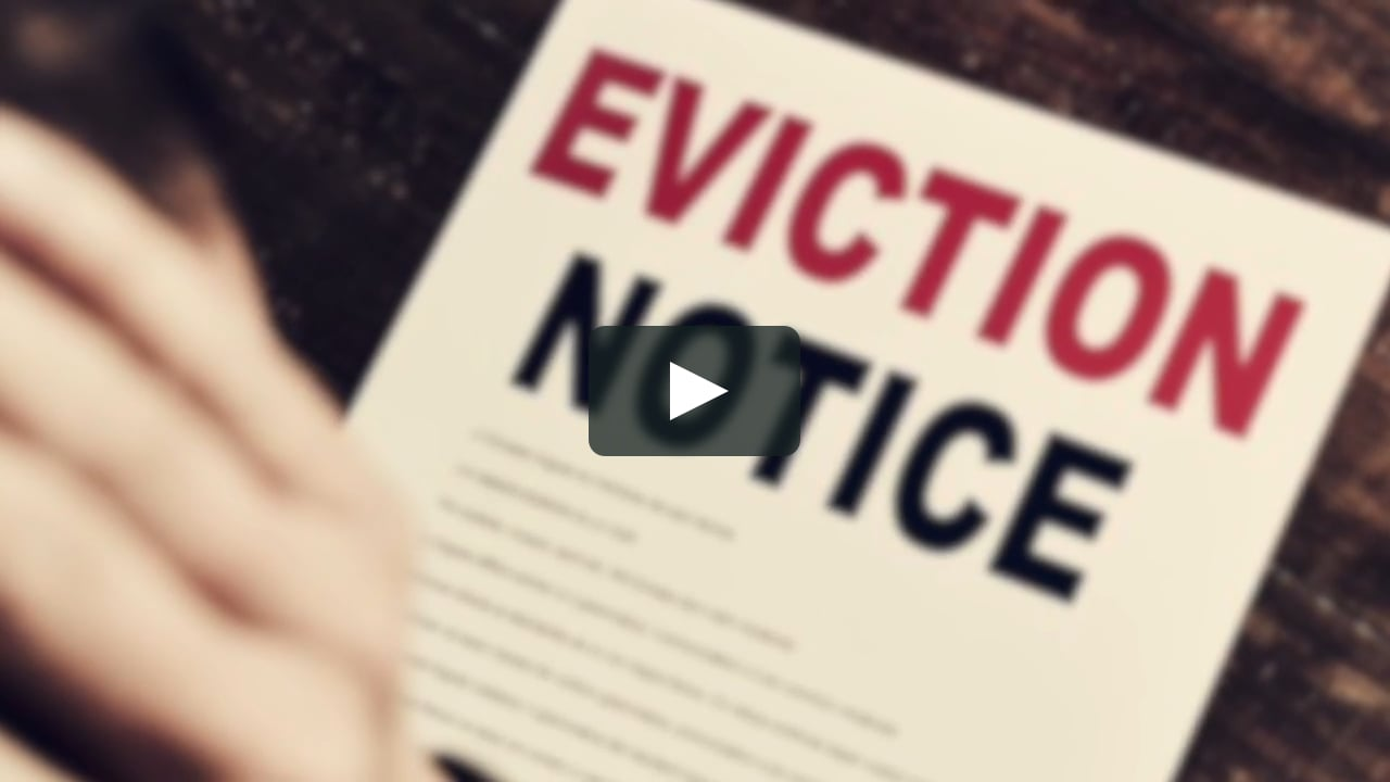 Eviction Notice for Your Apartment